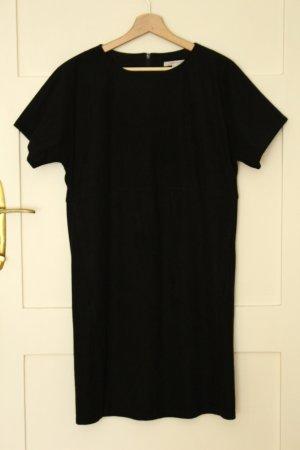 Esprit T-shirt jurk zwart Polyester