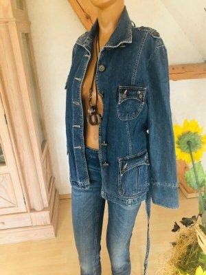Esprit- sehr schöne Jeansjacke Stretch Gr 36