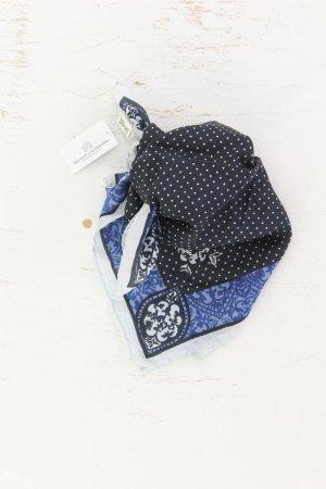 Esprit Écharpe d'été bleu-bleu fluo-bleu foncé-bleu azur soie