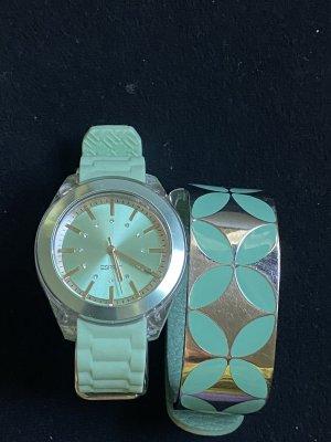 Esprit set Uhr und Armband