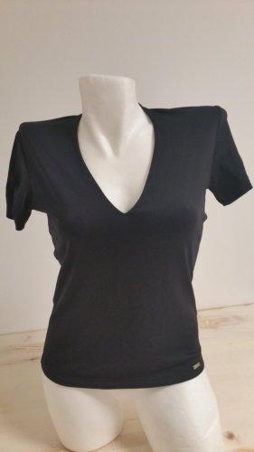 Esprit Shirt Gr M schwarz
