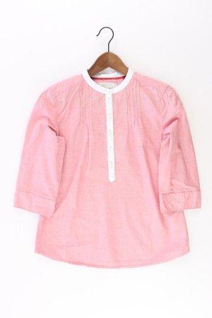 Esprit Shirt Größe 36 3/4 Ärmel rot aus Baumwolle