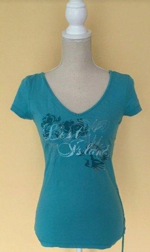 edc by Esprit Shirt met print turkoois