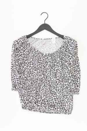 Esprit Shirt Größe S 3/4 Ärmel grau aus Baumwolle