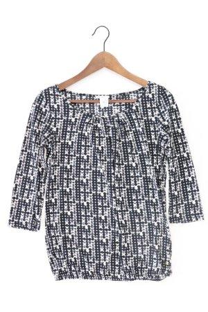 Esprit Shirt Größe S 3/4 Ärmel schwarz