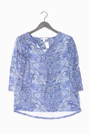 Esprit Shirt Größe XL blau aus Viskose