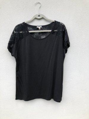 Esprit Camicia a tunica nero