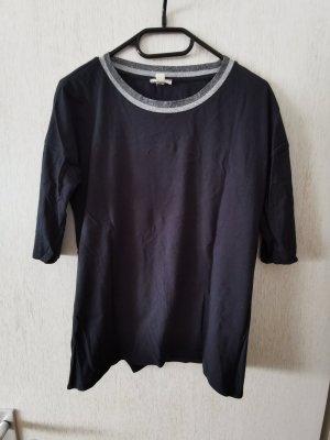Esprit Shirt Oberteil Gr. S Schwarz