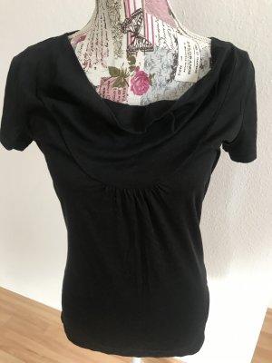 Esprit Waterval shirt zwart Modal