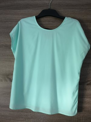 Esprit Shirt, türkis / mint, L, 40/42