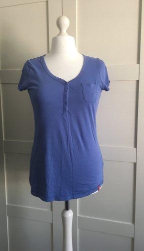 Esprit - Shirt - XL - Blau/Lila
