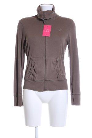Esprit Shirtjacke bronzefarben Casual-Look