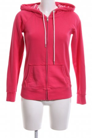 Esprit Shirtjacke rot Casual-Look