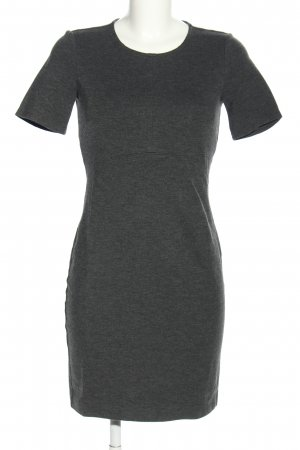 Esprit Shirtkleid hellgrau meliert Casual-Look