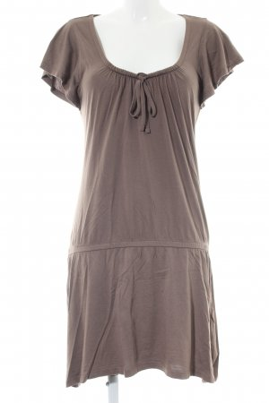 Esprit Shirtkleid braun Casual-Look