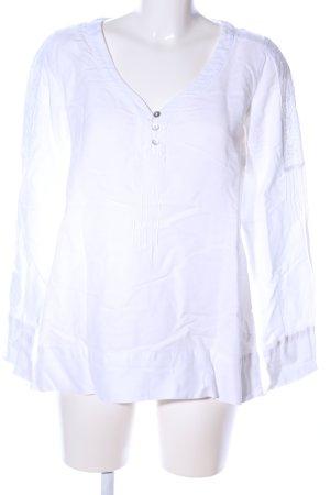 Esprit Shirttunika weiß Casual-Look