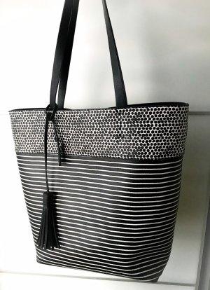 Esprit Shopper zwart-wit