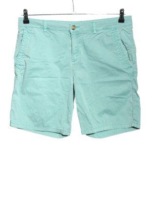 Esprit Shorts türkis Casual-Look