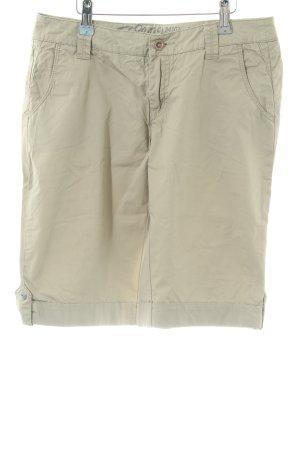 Esprit Shorts wollweiß Casual-Look