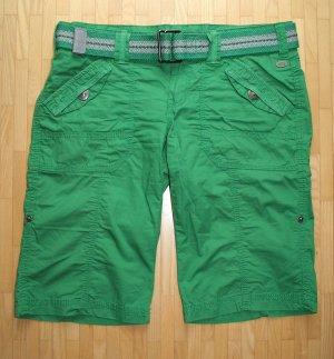 Esprit Shorts Bermuda 2 in 1 Short Play grün Gr.  36