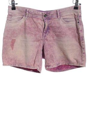 Esprit Shorts lila Casual-Look