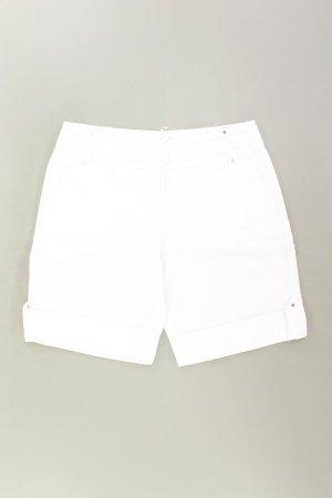 Esprit Shorts Größe 40 weiß aus Baumwolle