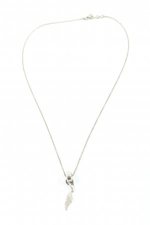 Esprit Silberkette silberfarben Elegant