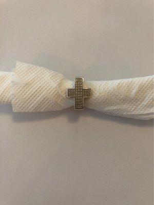 Esprit Silberring Kreuz Steine