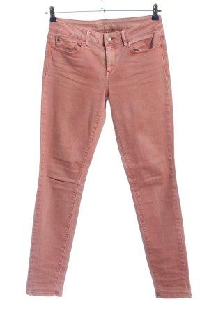 Esprit Skinny Jeans pink Casual-Look