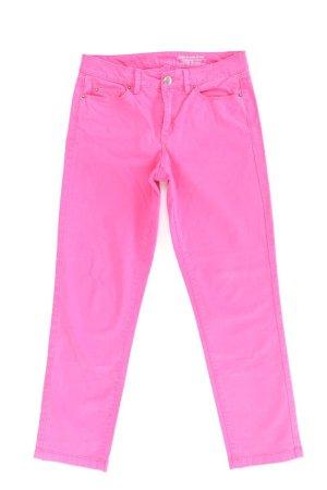 Esprit Skinny Jeans Größe 32 pink aus Baumwolle