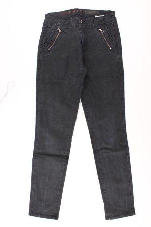 Esprit Skinny Jeans Größe 36 schwarz