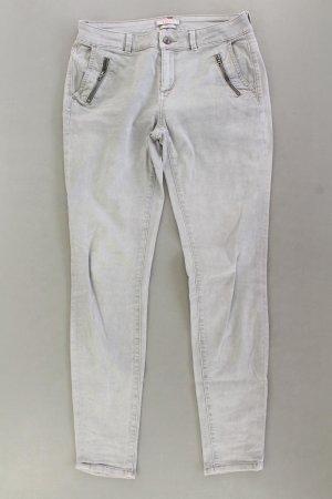 Esprit Skinny Jeans Größe 38 grau aus Baumwolle