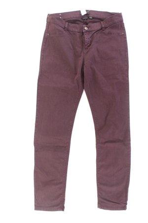 Esprit Skinny Jeans Größe 40 lila aus Baumwolle