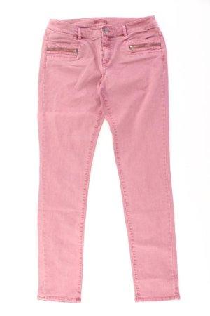 Esprit Skinny Jeans Größe 40 pink aus Baumwolle