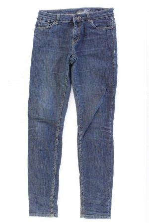 Esprit Skinny Jeans Größe W27 blau