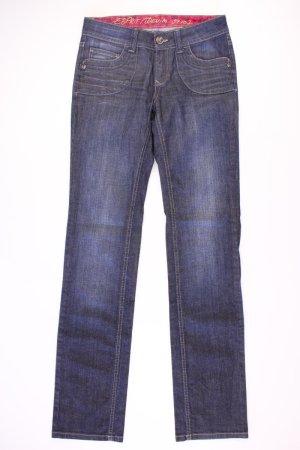 Esprit Skinny Jeans Größe W27/L34 blau