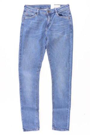 Esprit Skinny Jeans Größe W28 blau aus Baumwolle