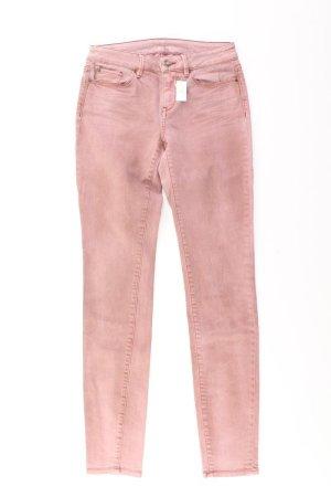 Esprit Skinny Jeans Größe W28 rot aus Baumwolle