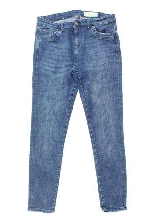 Esprit Skinny Jeans Größe W30/L30 blau