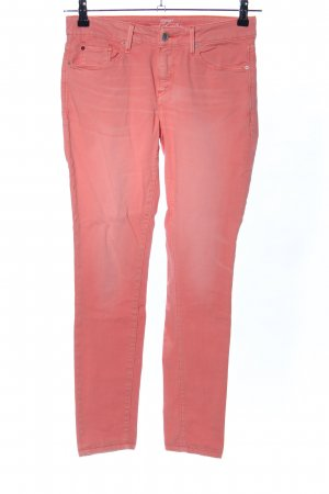 Esprit Skinny jeans licht Oranje casual uitstraling