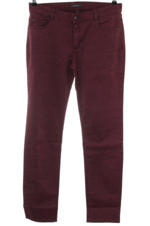 Esprit Slim Jeans rot Casual-Look