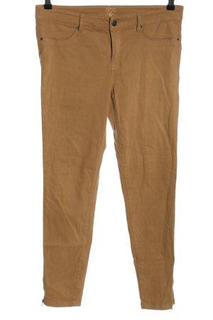 Esprit Slim Jeans braun Casual-Look