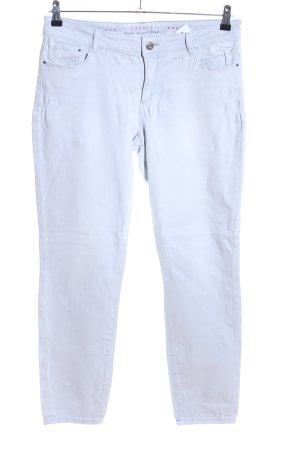 Esprit Slim Jeans weiß Casual-Look