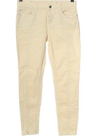 Esprit Slim Jeans wollweiß Casual-Look