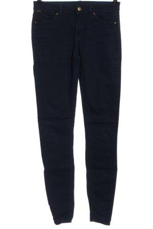 Esprit Slim Jeans blau Casual-Look