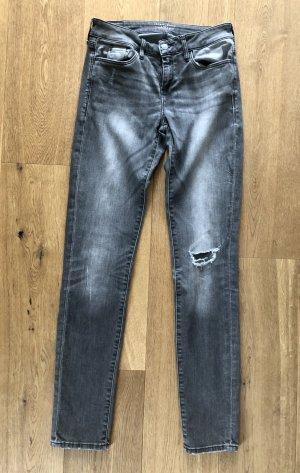 Esprit Slim Jeans grau 26/32