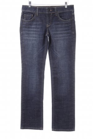 Esprit Slim Jeans petrol Jeans-Optik