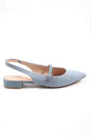 Esprit Slingback Ballerinas blue elegant