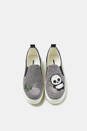 Esprit Slip-on Sneaker  mit  Glitter