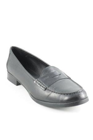 Esprit Slipper schwarz klassischer Stil